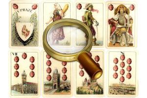 Чешская колода карт