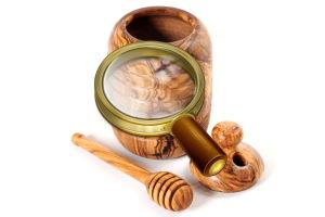 Предметы из оливковой древесины