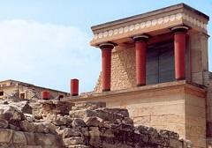 Дворец Кносс