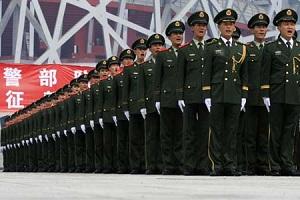 Китайская полиция не дремлет