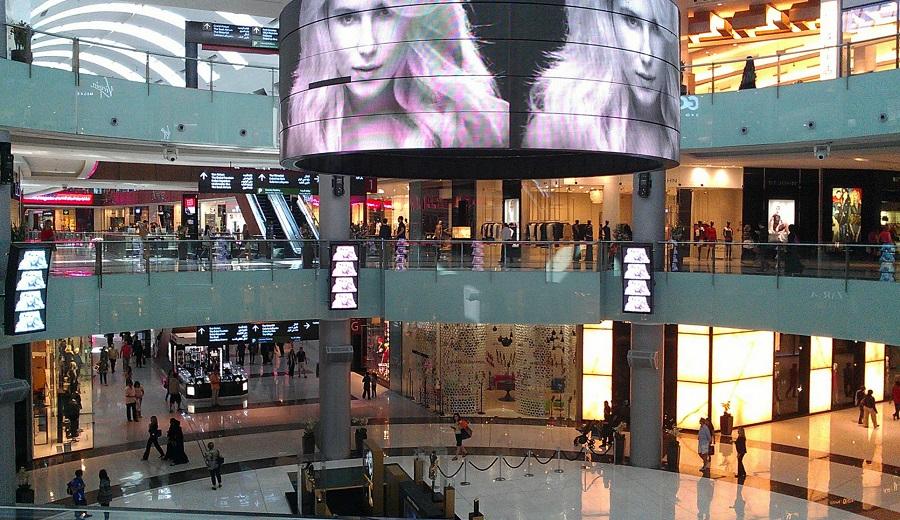 245e7a52eae Торговый центр Дубай Молл – как добраться