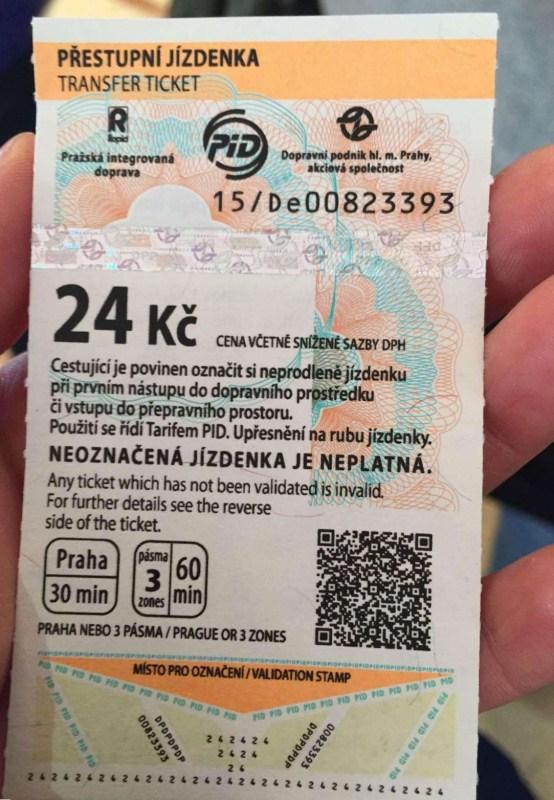 Сколько денег взять в чехию