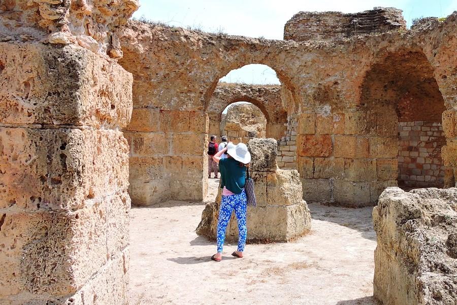 Карфаген фото тунис туристов