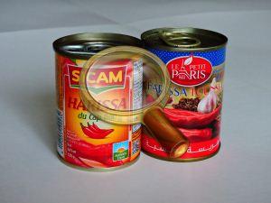 Харисса - острый соус из Туниса