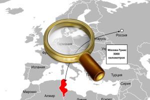 тунис время сейчас разница с москвой монастир