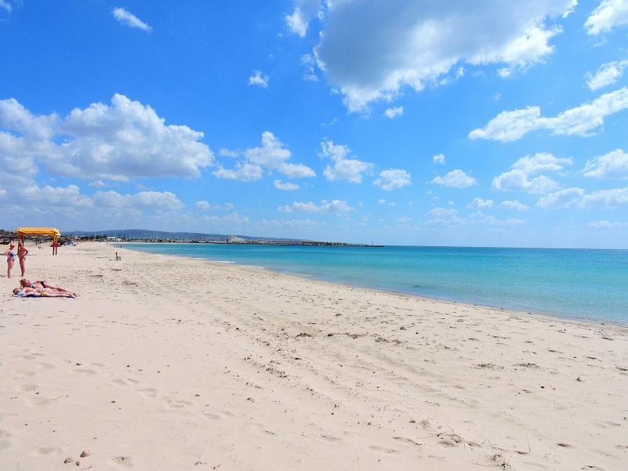 хаммамет пляжи фото