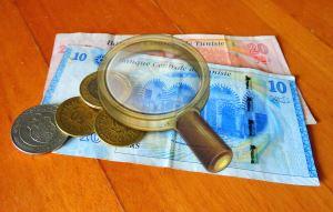 Тунисские деньги