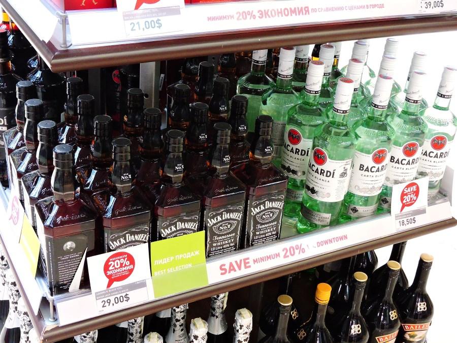 можно ли вывозить из египта алкоголь