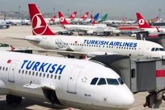 Время полёта в Турцию из городов России